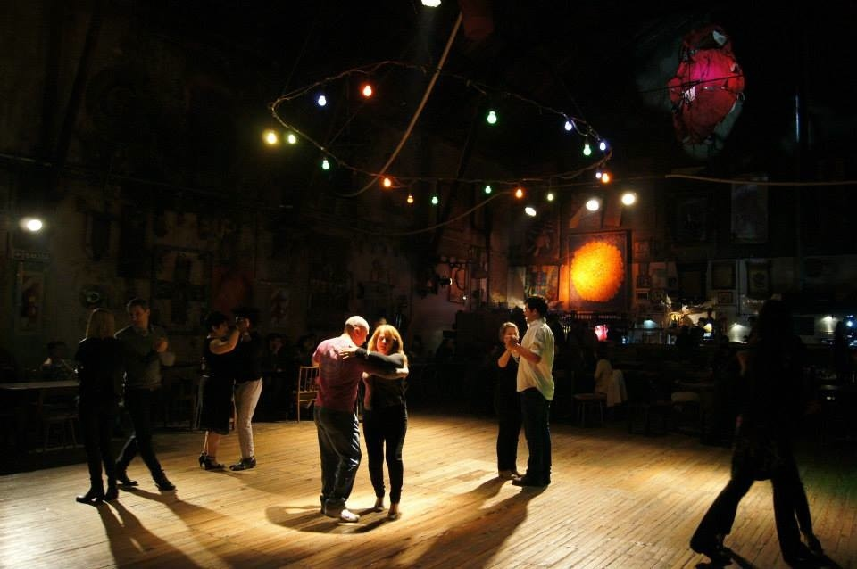 La Catedral, a more relaxed and artsy milonga. Tango Adventure: a 7-Day Tango Vacation in Buenos Aires