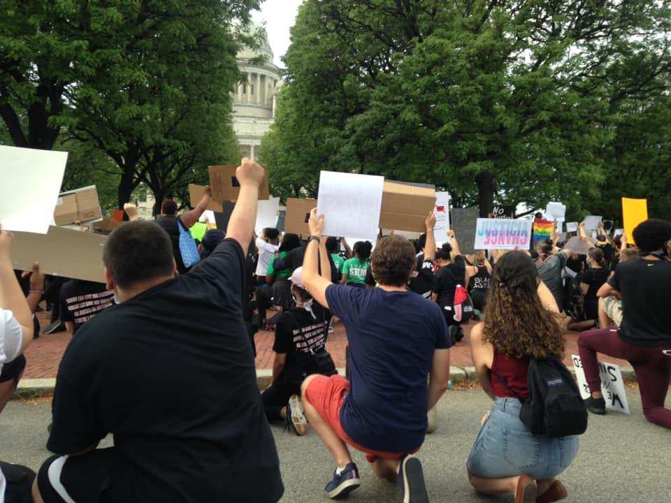 Black Lives Matter Protest June 5, 2020 Providence, RI